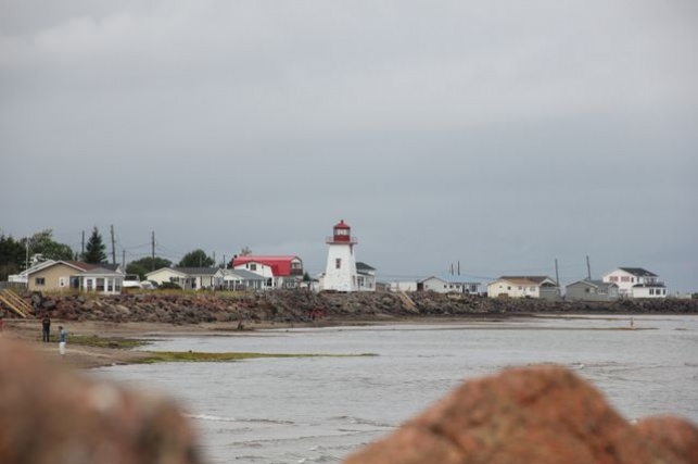 Caissie Cape Harbour